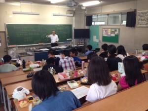 大川先生の講演