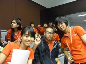 本校の参加生徒